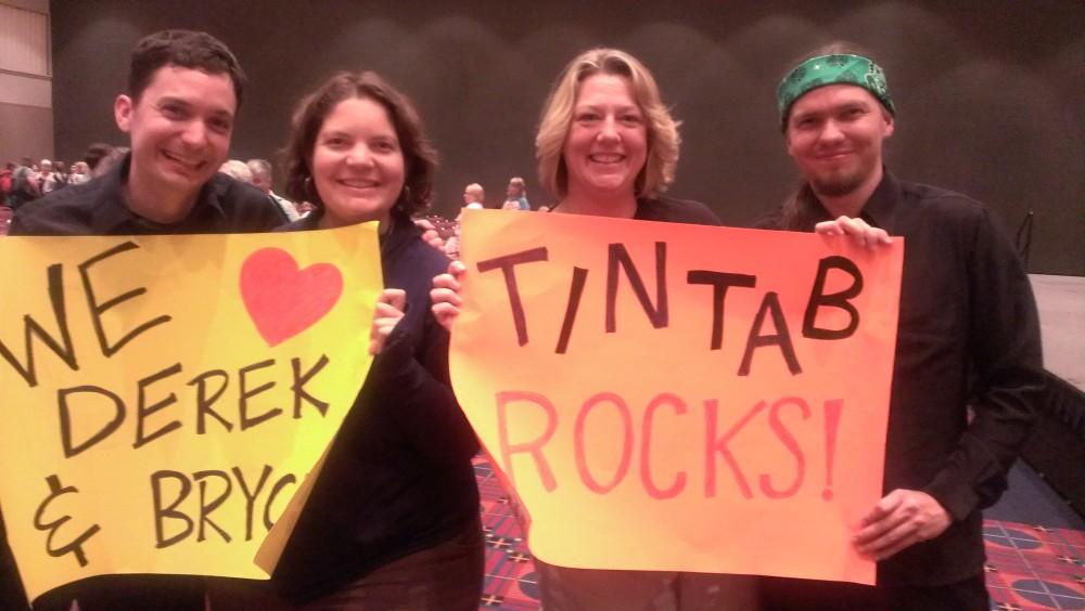 Tintab fans